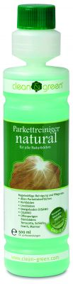 clean&green Parkettreiniger natural (500ml)